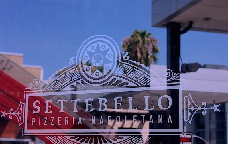 Outside at Settebello Marina del Rey