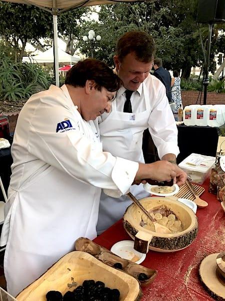 Celestino Drago at Taste of Italy Los Angeles 2016