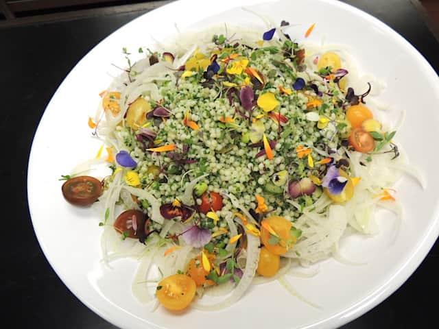 Fennel Salad by Gianbattista Vinzoni